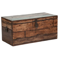 Bali Large Recycled Wood Box | Overstock.com Shopping - The Best Deals on Coffee