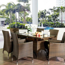 Modern Outdoor Tables by Tammy Thet Htar/Boulevard