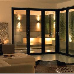 Origin Bi-Fold Doors -