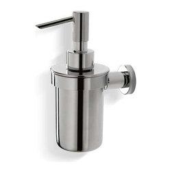 Modo Bath - Zac H 305DC Liquid Soap Dispenser in Stainless Steel - Zac H 305DC Liquid Soap Dispenser in Stainless Steel