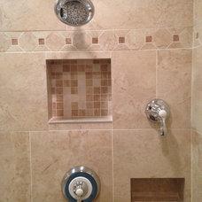 Showerheads And Body Sprays by CW Floors
