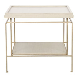 Vanguard - Lamp Table - Personalized Finish Options Available. See Price List for Details.