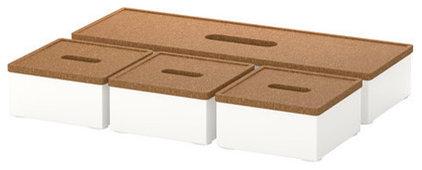 Contemporary Desk Accessories by IKEA