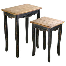 Traditional Side Tables And End Tables by Chachkies
