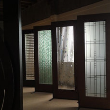 Contemporary Front Doors by AAW, Inc.