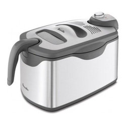 Breville Stainless Steel Deep Fryer