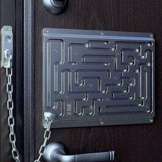 Front Doors Crazy Lock
