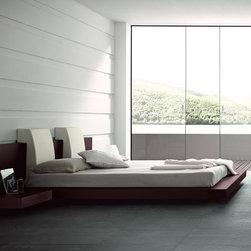 Rossetto | Win Floating Platform Bed -