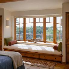 Contemporary Bedroom by Brilliant! Lighting & Design