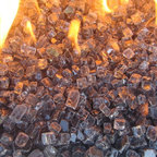 """American Fireglass Gray 
