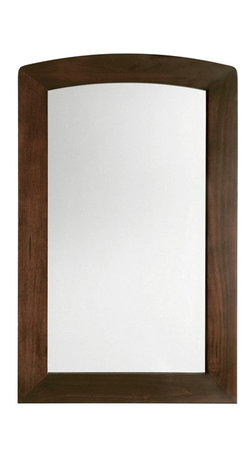 """American Standard - American Standard 9630.101.316 Freedom Of Choice Jefferson Mirror, Arctic White - This American Standard 9630.101.316 Freedom Of Choice Jefferson Mirror is part of the Jefferson collection, and comes in a beautiful Autumn Cherry finish. This rectangular mirror features a birchwood construction, and it measures 22"""" by 35-1/2""""."""