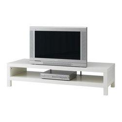 IKEA of Sweden - LACK TV unit - TV unit, white