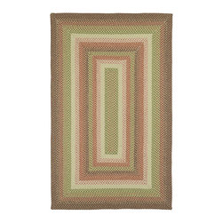 Kaleen - Kaleen Bimini Collection 3010-59 3'X5' Sage - Bimini is a very special textured woven product designed to bring out the subtle blend of modern colorations.  Made in China from the finest 100% Polypropylene yarn and is suitable for indoor or outdoor use.