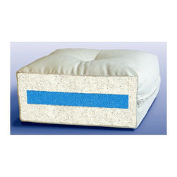Lifestyle Solutions - Select 6 in. Mattress (Full) - Choose Size: FullKnife-edge border construction . Cotton Batting. 1 in. Foam Core. 7.5 oz. natural Poly Cotton twill cover . 1- year manufacturer warranty. Full: 75 in. L x 54 in. W x 6 in. H. Queen: 80 in. L x 60 in. W x 6 in. H
