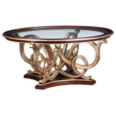 Contemporary Coffee Tables by J. Douglas Design