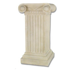 Orlandi Statuary - Doral Column Multicolor - FSP2012-29DORALCOL - Shop for Statues and Sculptures from Hayneedle.com! The Doral Column has the look of ancient architecture and adds classic design to your garden or backyard. Highly durable to withstand the elements yet lightweight for portability it is cast from fiberglass resin. This fabulous column is certain to add eye-catching appeal to your garden setting. The spiraling volutes at this column's top edge combine with the fine bead detailing below the cap to create a detailed and exquisite look.About Orlandi StatuaryBorn in 1911 when Egisto Orlandi traveled from Lucca Italy to Chicago Illinois Orlandi Statuary quickly set the standard for excellence in their industry. Egisto took great pride in his craft and reputation and which is why artists interior designers and museums relied upon the careful details and impeccable quality he demanded. Over the years they've evolved into a company supplying more than statuary. Orlandi's many collections today include fiber stone for the garden religious statuary fountains columns and pedestals. Their factory and showroom are still proudly located in Chicago where after 100 years they remain an industry icon.