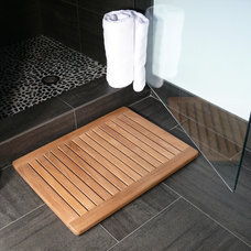Traditional Doormats by authenTEAK Outdoor Living