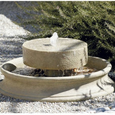 Transitional Outdoor Fountains by Ballard Designs