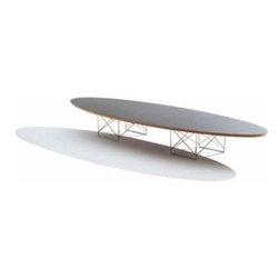 Herman Miller - Herman Miller | Eames® Elliptical Table - Design by Charles & Ray Eames, 1951.