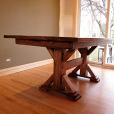 Traditional  by Rustic Elements Furniture