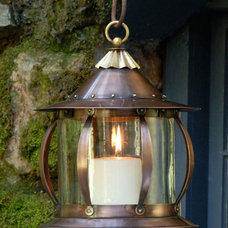 Traditional Outdoor Lighting by hpotter.com
