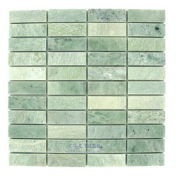Clear View Tiles | 030-05-04 | Ming Green | Tile -