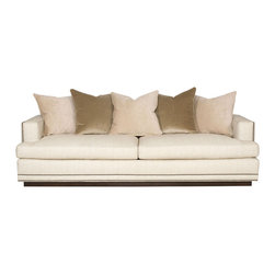 Vanguard Furniture - Vanguard Furniture Woodridge Sofa W169-2S - Vanguard Furniture Woodridge Sofa W169-2S