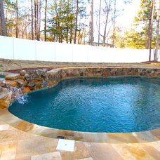 by Knoxville Swimming Pool Builders