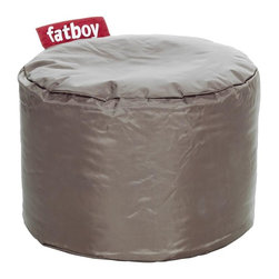 Fatboy - Point Children Bean Bag in Taupe - 360 litre filling