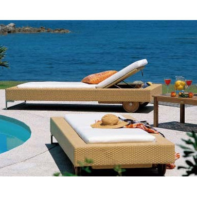 Luxor Modern Chaise Lounge By Emuamericas - The Luxor Modern Chaise Lounge is an ideal piece of outdoor furniture. This chaise lounge is a sophisticated piece of furniture built around the idea of absolute relaxation in luxury. The Luxor Modern Chaise Lounge is sourced from the popular brand Emu. With an air of sophistication around it, the Luxor Modern Chaise Lounge stands apart as a symbol of luxury during leisure time. In fact, leisure time can never be the same with the Luxor Modern Chaise Lounge