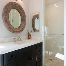 Traditional Bathroom by Christiano Homes, Inc.