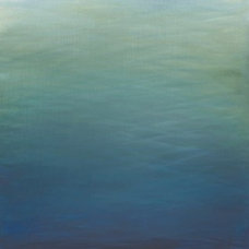 "Contemporary Artwork ""Water and Air Series, #42"" Painting by Steve Gianetti"