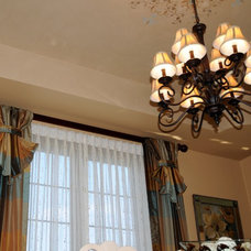 traditional curtains by ALL Window Treatments