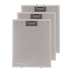"""Replacement Filter for 36"""" Maestro Series Stainless Steel Island Range Hood - These replacement filters will fit the 36"""" Maestro Series Island Range Hood. Replacement is simple and the filters are dishwasher safe."""