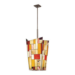 Kichler - Kichler 65386 Shindy Single-Tier  Chandelier - Kichler 65386 Shindy Foyer Pendant