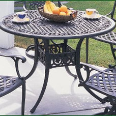 Traditional Outdoor Dining Tables by Walpole Outdoors