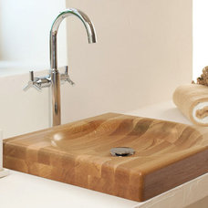 Bathroom Sinks by grinera.de