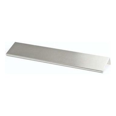 Berenson Decorative Hardware - Berenson Bravo Pull  in. c/c Brushed Nickel -