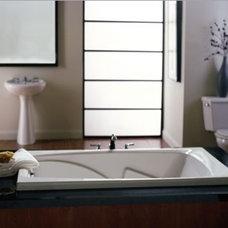 Contemporary Bathtubs by Quality Bath