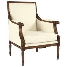 Traditional Armchairs by Ballard Designs