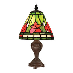 Z-Lite - Z-Lite Mini Lamps Mini Tiffany Table Lamp X-2LP - Mini Tiffany Lamps are available individually or purchase this set of 12 and save. Set includes 2 of each mini lamp shown on this page. 12 PACK ORDER# MINILAMPS5