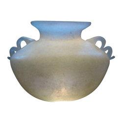 Rare Murano Glass Urn - $4,250 on Chairish.com -