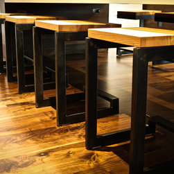 Table Height Barstools -