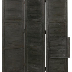 Nantucket Screen, Black