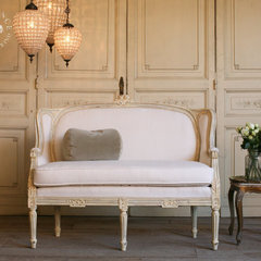 traditional sofas by Etsy