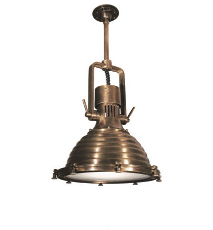 Traditional Pendant Lighting by Urban Archaeology