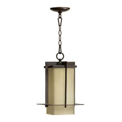 "Quorum International - Quorum International 7923-9 Single Light 9"" Outdoor Pendant from the McKee Colle - Single Light 9"" Outdoor Pendant from the McKee CollectionFeatures:"