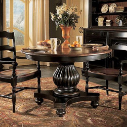 Hooker Indigo Creek Pedestal Dining Table -