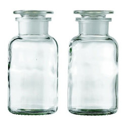Apothecary Bottle -- Small (Set of 2) - Design Within Reach