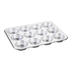 Nordic Ware - Nordic Ware 12 Cup Standard Size Muffin Pan (4 Pack) (45500) - Nordic Ware 45500 12 Cup Standard Size Muffin Pan (4 Pack)